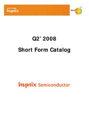Hynix DDR2 SDRAM - SO DIMM 512MB MM1263053 User Manual