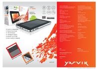 Yarvik TAB211 Leaflet