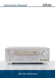 Eltax AVR-900 User Manual