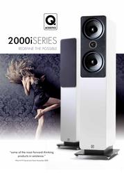 Q Acoustics 2000Ci 2000CI User Manual