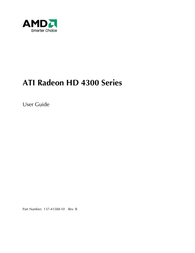 PowerColor AX4350 1GBD2-H R71BA-NI3H User Manual