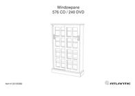 Atlantic WINDOWPANE 576 CD User Manual