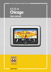 Route 66 chicago 8000 User Guide