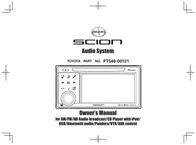 Scion PT546-00121 User Manual
