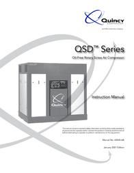 Quinny QSD 65040-AB User Manual