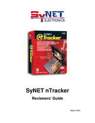SyNet nTracker NTRACKER User Manual