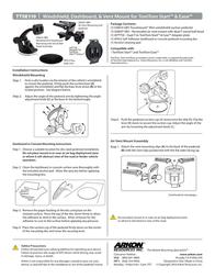 Binatone TTSE110 Leaflet