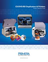 PRIMERA Bravo SE 63102 Manuale Utente