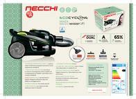 Necchi NH3067 Merkblatt