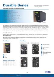 OPTI DS1000B Leaflet