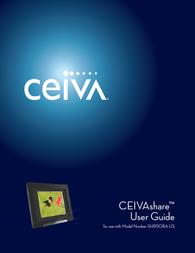 Ceiva SHR508A-US User Manual