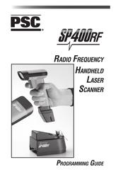 PSC SP400rf User Manual