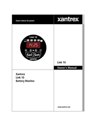 Xantrex LINK 10 User Manual