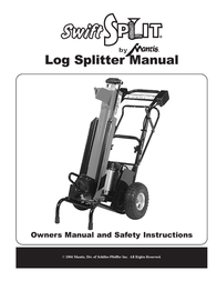 Mantis Swift Split User Manual
