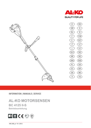 AL-KO FRS 4125 User Manual