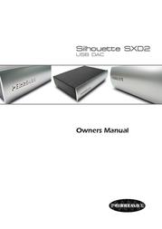 Perreaux SXD2 User Manual