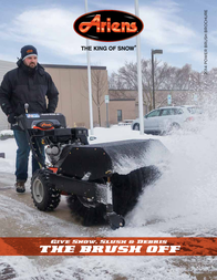 Ariens Power Brushes Brochure