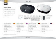 Vieta Audio VH-IS112BK Leaflet