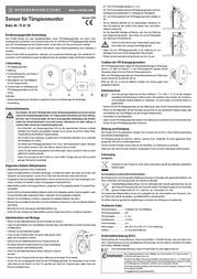 Brinno MAS100 Data Sheet