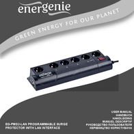 EnerGenie EG-PMS2-LAN User Manual