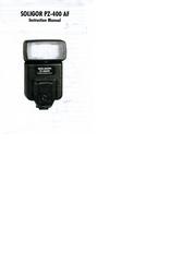 Soligor PZ-400 AF User Manual