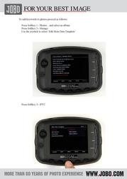 JOBO Giga VU Extreme XMP User Manual