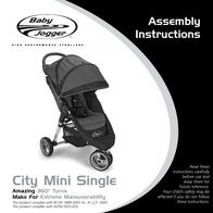 Baby Jogger Stroller User Manual