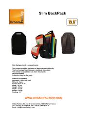 Urban Factory SLM06UF Leaflet