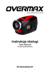 Overmax ActiveCam 03 User Manual