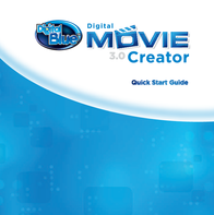 Digital Blue digital movie creator 3.0 Quick Setup Guide