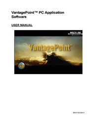 Magellan Vantage Point PC Application Software 605-0183-004 A User Manual