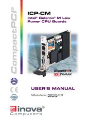 Inova PD00941013.001 User Manual