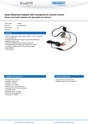 Ewent EW3566 Leaflet