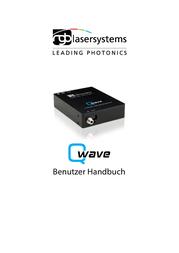 Rgb Lasersysteme QWAVE UV Lux-Meter, illumination measuring device, Brightness meter, DSA491006 Data Sheet