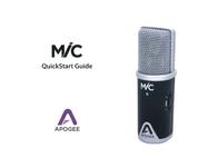 Apogee Mic 96k Owner's Manual