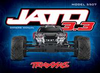 Traxxas 1:10 RC model car Nitro Truggy 5507 Data Sheet