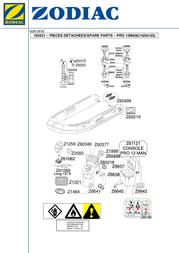 Zodiac PRO 12MAN User Manual