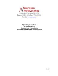 Princeton 300-749 Benutzerhandbuch