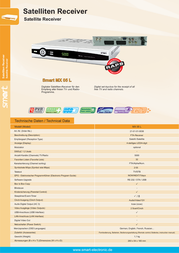 Smart MX05 L 21-01-01-0038 Leaflet