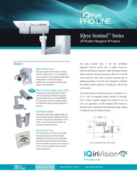 IQinVision IQA15 Supplementary Manual