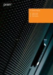 Prism Enclosures FI-CAB42810-SVR User Manual