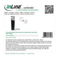 InLine Mountable Double-Head Ties 59976S Leaflet