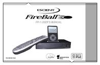 Escient FireBall FP-1 User Manual