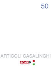 SCAB Giardino 1721 User Manual