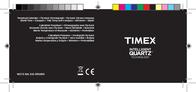 Timex Intelligent Quartz Tide Temp Compass T2P141 Data Sheet