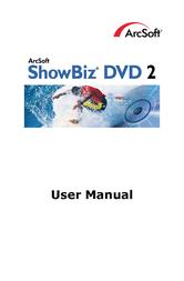 ArcSoft SHOWBIZ 2 User Manual