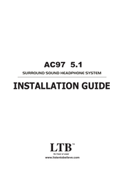 LTB mg-ac97 Installation Guide