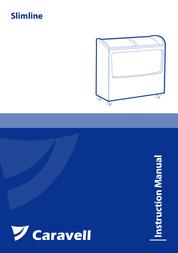 Caravell Slimline SLC 168 User Manual