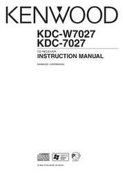 Disc Makers KDC-7027 User Manual