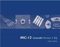 Lexicon Controller Version 4 EQ MC-12 User Manual